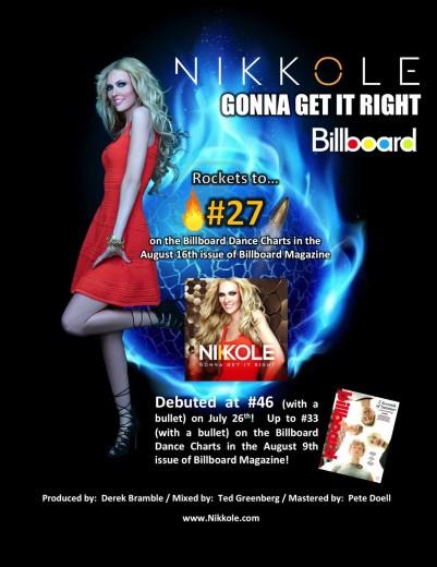 Nikkole - GGIR - Billboard #27 - SM - VR