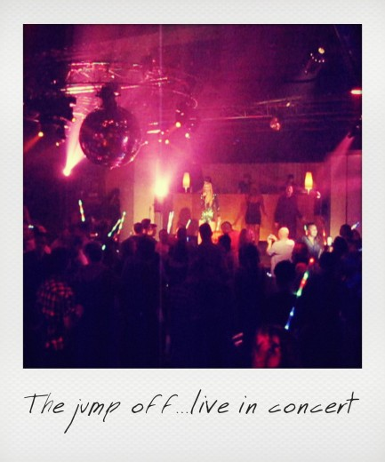 The jump off...Nikkole live in concert
