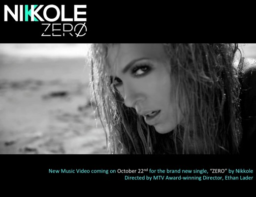 Nikkole - Zero - Video Promo Shot
