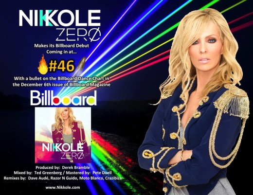Nikkole - Zero - Billboard Debut