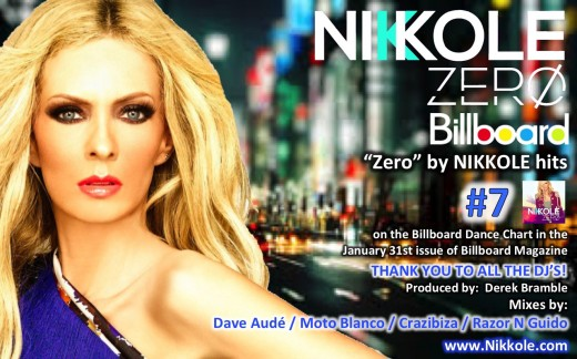 Nikkole Billboard No. 7
