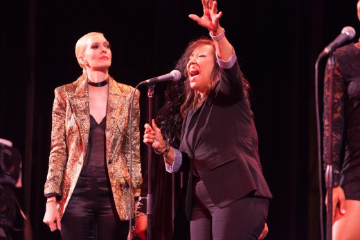 Nikkole Live in Concert with Wanda Vaughn of The Emotions