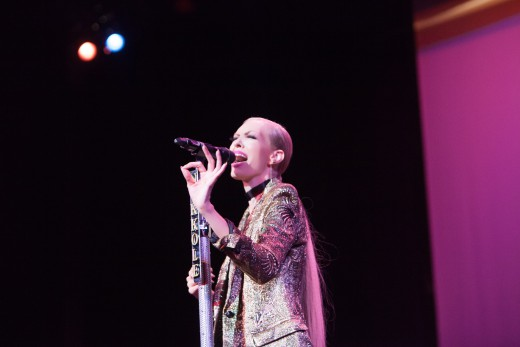 Nikkole Live in Concert at the LTDTF Gala Concert