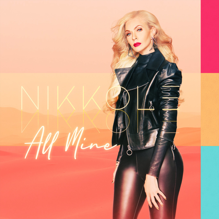 NIKKOLE - All Mine - Single Cover 2020